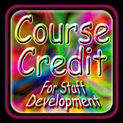 Course Credit For Staff Development